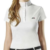 DAMEN-POLO-SHIRT EQUILINE Mod. X-FIT ISABEL, AUS TECHNISCHEM TURNIERSTOFF