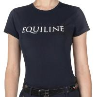 DAMEN EQUILINE RIDERS TEAM COLLECTION T-SHIRT LEASURE TIME