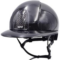 KEP ITALIA HELM Modell CROMO SMART POLISH mit POLO VISIER