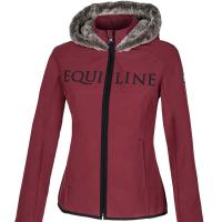 DAMEN SOFT SHELL JACKET EQUILINE ELLY - 9232