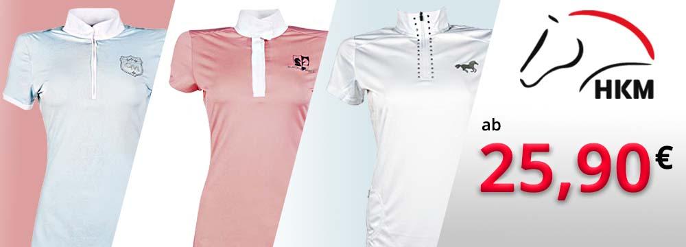 HKM Reiten Polo für Herren, Damen und Kinder zum Sonderpreis!