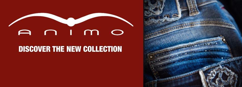 Die Animo Neue Kollektion H/W 2018-19 ist jetzt verfügbar!