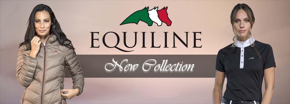 Equiline Neue Kollektion H/W 2018-19: jetzt verfügbar!