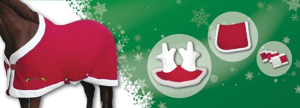 Weihnachtspferdezubehör: Entdecke deine Favoriten!