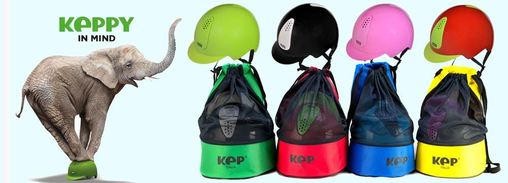 Neuer Keppy-Helm für junge Fahrer, eine Sicherheitsrevolution!