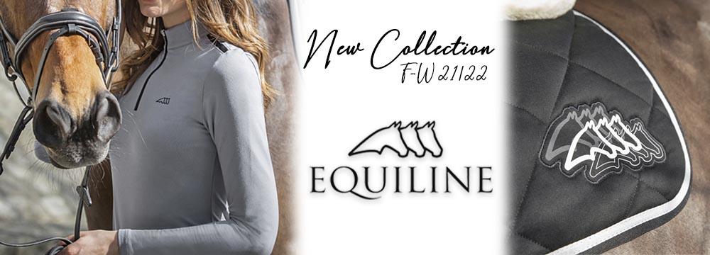 Equiline FW 2021/22 Neue Kollektion: neue Qualitätsartikel!