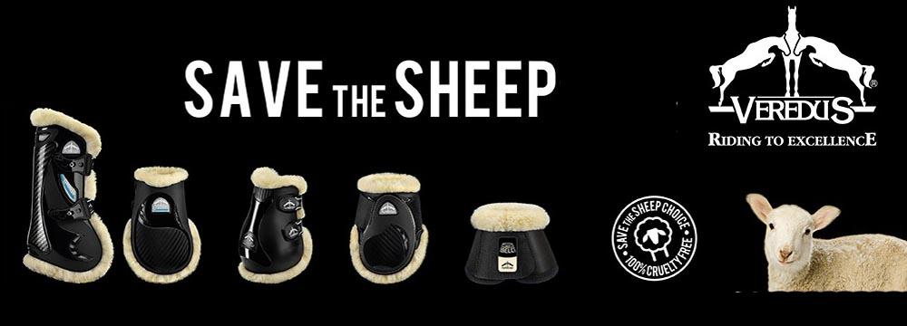 Neue Linie Save The Sheep Veredus