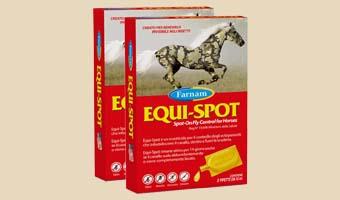 Set 2 Equi-SpotInsektenschutz